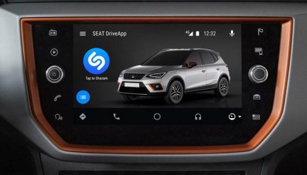 Автомобили SEAT будут выпускать со встроенным приложением Shazam