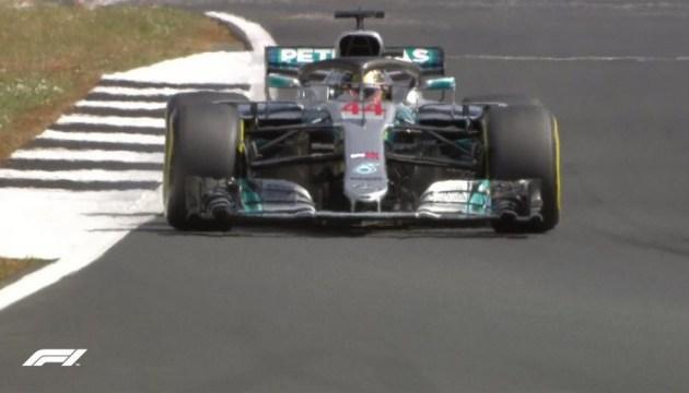Формула-1: Хэмилтон выиграл квалификацию Гран-при Великобритании