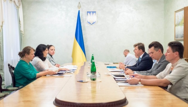 Кабмин хочет привлекать гражданское общество к евроинтеграции – Климпуш-Цинцадзе