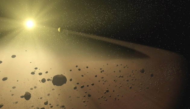 Учені встановили, що астероїди в Сонячній системі — це уламки знищених планет