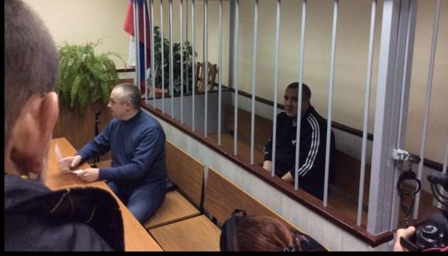 Après avoir été torturé, Yevhen Panov, un prisonnier politique ukrainien, a des problèmes de santé