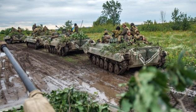 No se produjeron bajas entre los militares ucranianos