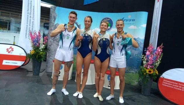 Українці виграли два комплекти
