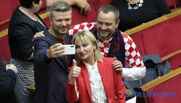 Луценко сказала, какие законопроекты Рада осенью будет рассматривать первыми
