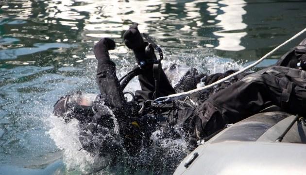 Sea Breeze 2018: в Одесе прошли учения водолазов