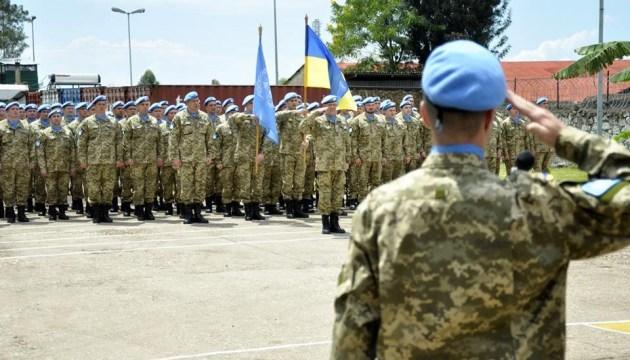 Где действуют украинские миротворцы: в МОУ рассказали о контингенте и операцииях