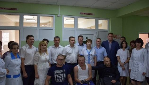 У Краматорську відкрили дві реконструйовані амбулаторії