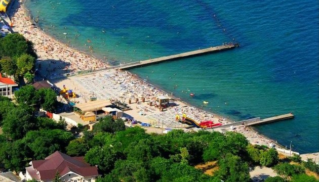 Морская вода на пляжах Одессы пригодна для купания - Минздрав