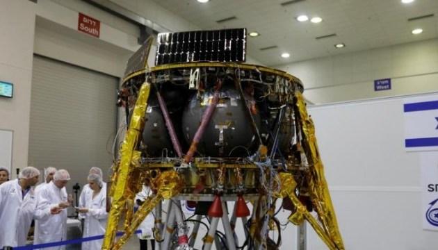 Ізраїль хоче відправити на Місяць безпілотний корабель ракетою SpaceX