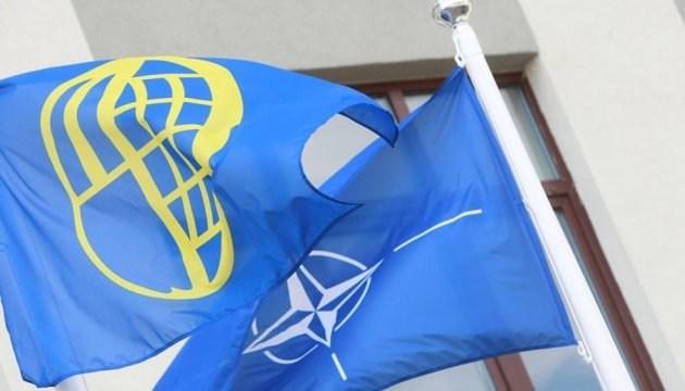 Präsident Poroschenko nimmt am Nato-Gipfel teil