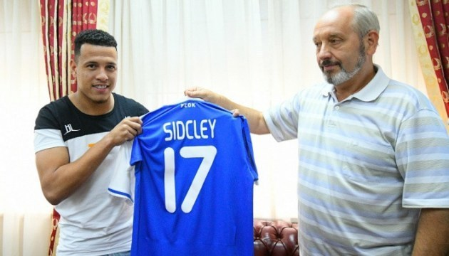 Brazilian Sidcley moves to Dynamo Kyiv