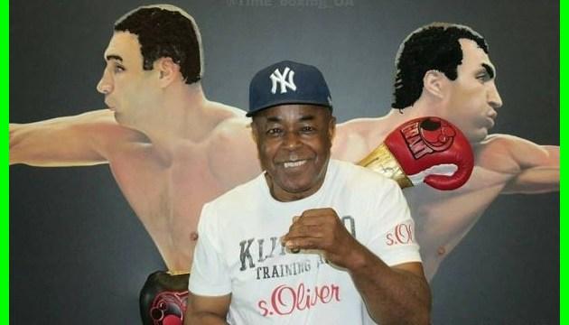 Бокс: Али Башир считает Усика фаворитом боя с Гассиевым