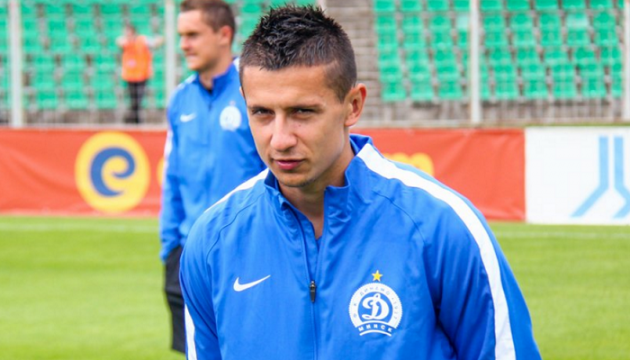 Бывший нападающий «Динамо» Хлебас будет играть за «Десну»