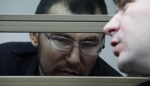 Кримський політв'язень Куку за час голодування втратив 9 кілограмів – адвокат