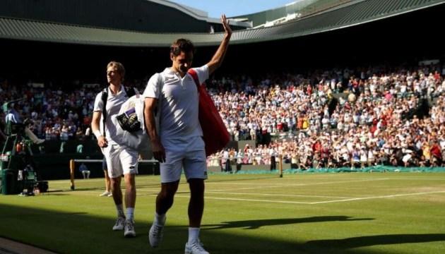Вімблдон-2018: Федерер сенсаційно програв у чвертьфіналі Андерсону