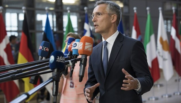 Stoltenberg: None of NATO countries recognizes annexation of Crimea