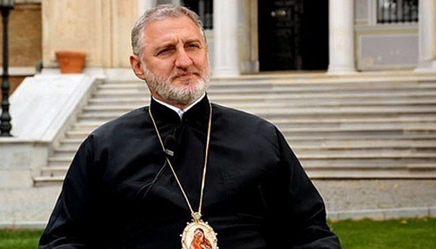 Moscow church is daughter of Ukrainian church - member of Synod of Ecumenical Patriarchate