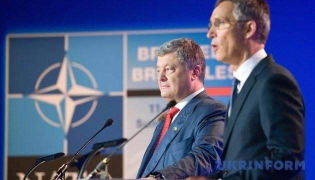 Poroshenko destaca la