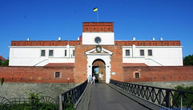 Замки та фортеці Рівненщини показали з висоти пташиного польоту