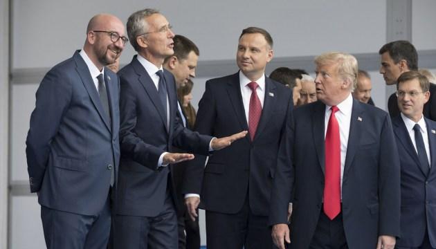 На саміті НАТО Трамп терміново зібрав позапланову сесію - джерело