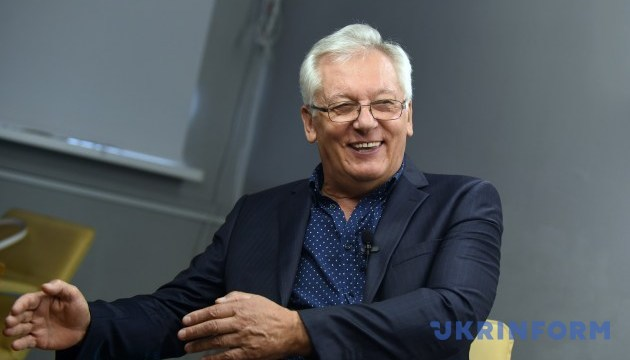 Новопризначений голова Українського культурного фонду: Головне - визначити пріоритети