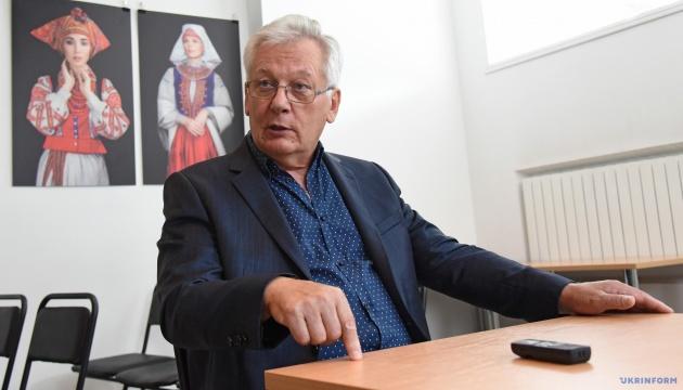 Захаревич склав повноваження голови Наглядової ради культурного фонду