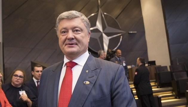 Двери открыты – Порошенко о главном сигнале саммита НАТО