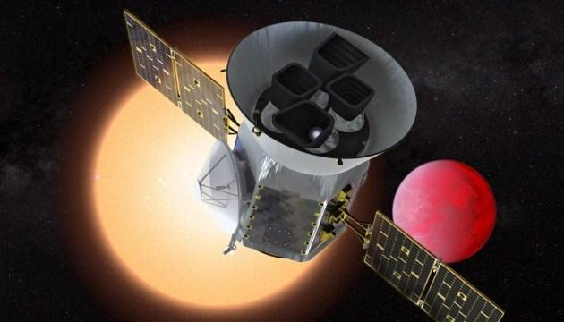 NASA запустить у космос