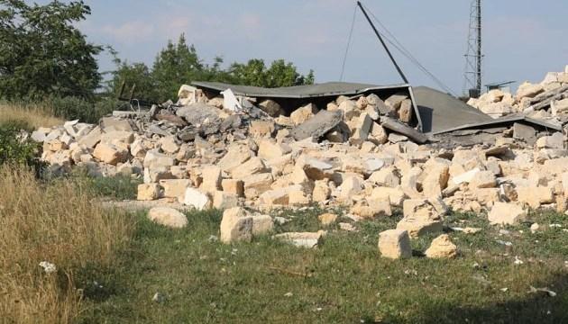 В Одессе из-за взрыва обвалился Гидрометцентр