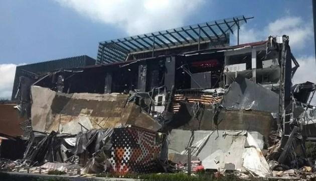 У Мехіко обвалився торговий центр