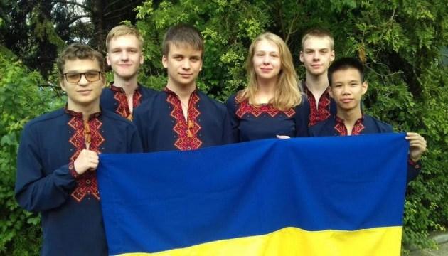 Українські школярі здобули шість медалей на математичній олімпіаді