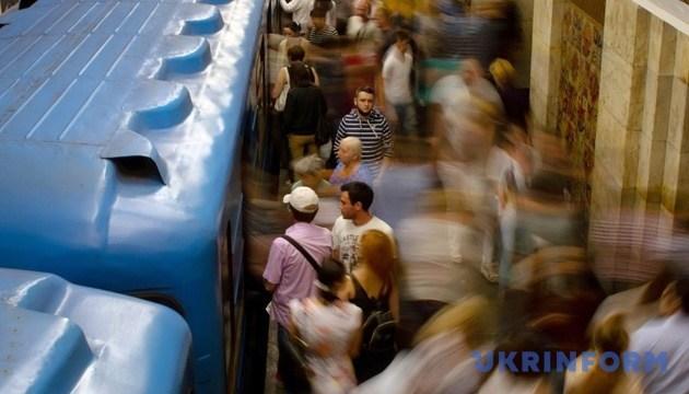 Столичное метро 25-26 июля ограничит вход на четыре станции