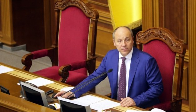 Putin not planning to implement any agreements - Parubiy
