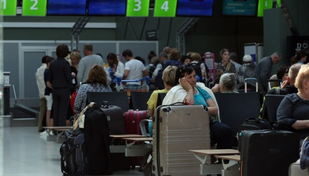 Компанія Join UP! збирається повернути з-за кордону понад 14 тисяч своїх туристів