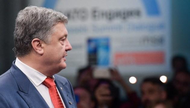 Путин не может объяснить, почему держит в тюрьмах РФ украинцев-патриотов - Порошенко
