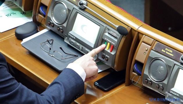 """КВУ нарахував у БПП та """"Народного фронту"""" 159 голосів для ухвалення законів"""