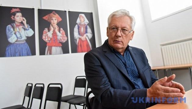 Михайла Захаревича призначили головою Українського культурного фонду