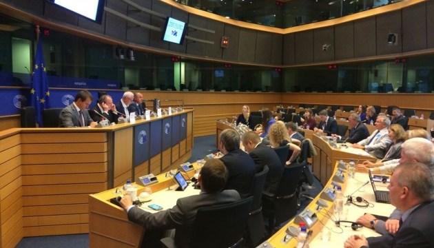 У Європарламенті представили проект енергомосту