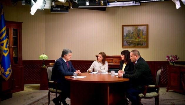Украина будет защищать национальные интересы в диалоге с Венгрией - Порошенко