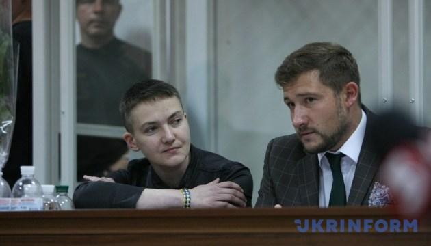 Апеляційний суд переніс розгляд справи Савченко на 9 серпня