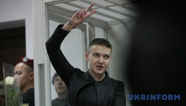 Court leaves MP Savchenko in custody until Sept 10