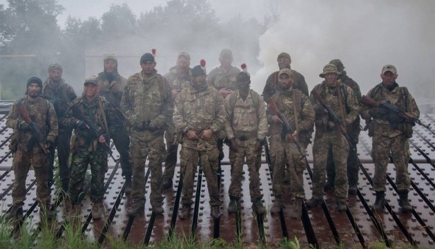 British military train over 11,000 Ukrainian soldiers