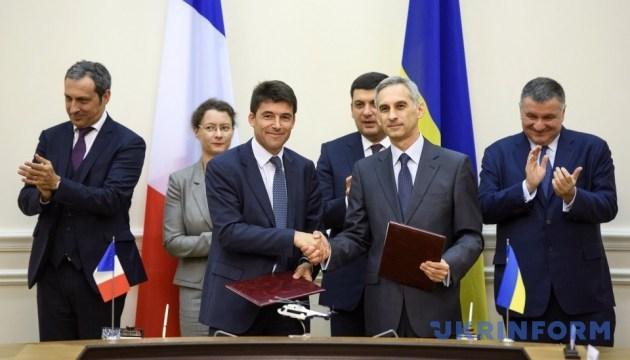 Україна придбає у Франції 55 нових гелікоптерів