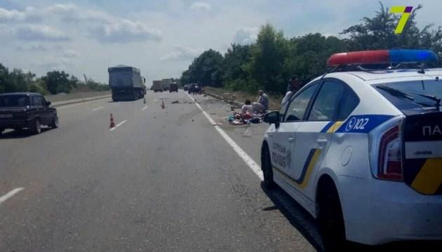 На трассе Киев-Одесса в ДТП погиб ребенок - СМИ