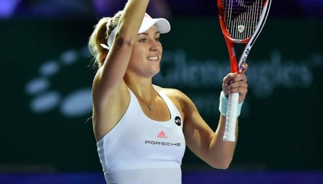 Кербер победила Серену Уильямс и впервые выиграла Уимблдонский теннисный турнир