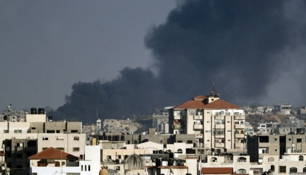 Ізраїль завдав наймасовішого з 2014 року денного удару по сектору Газа