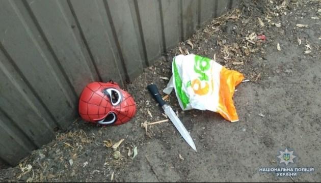 У Києві затримали «людину-павука», яка грабувала кредитні установи