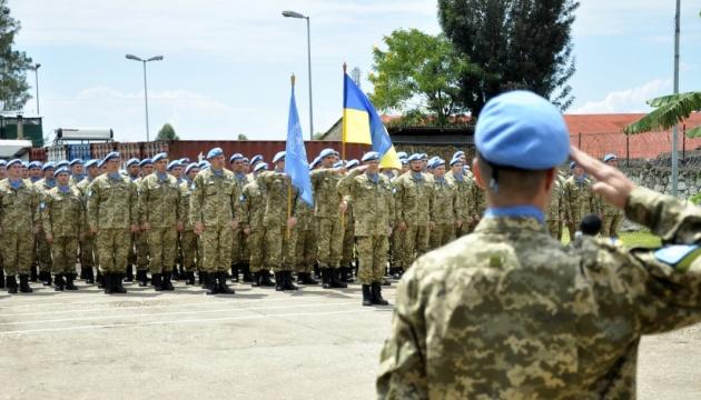 Українські миротворці у Конго знищили табір бойовиків