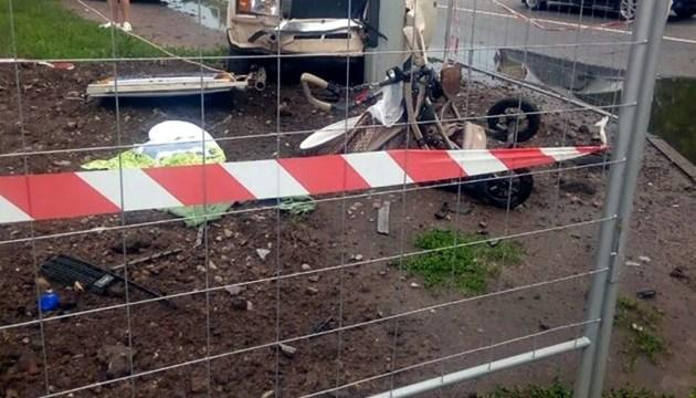 У Харкові затримали водія, який збив дитину у візочку