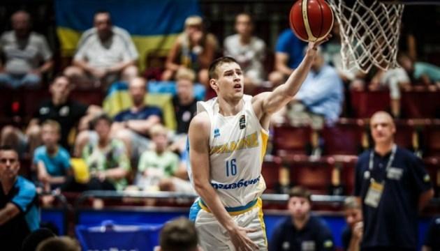 Збірна України U-20 програла Хорватії у матчі Євробаскету-2018